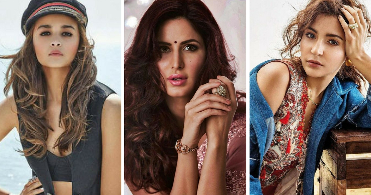 Education Qualifications Of 12 Top Bollywood Actresses ...